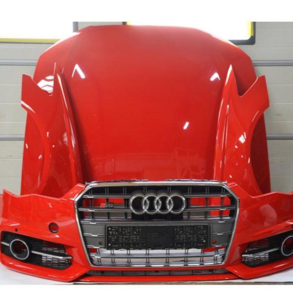 Sprednji del Audi S6 - C7